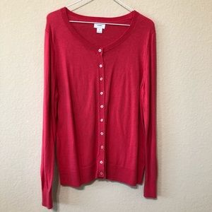 Old Navy Long Sleeve Cardigan Sweater